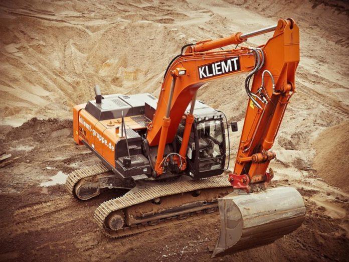 aukcje maszyn budowlanych